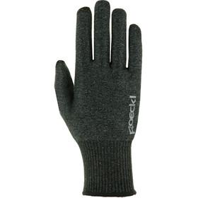 Roeckl Kopenhagen Liner Gloves anthracite melange